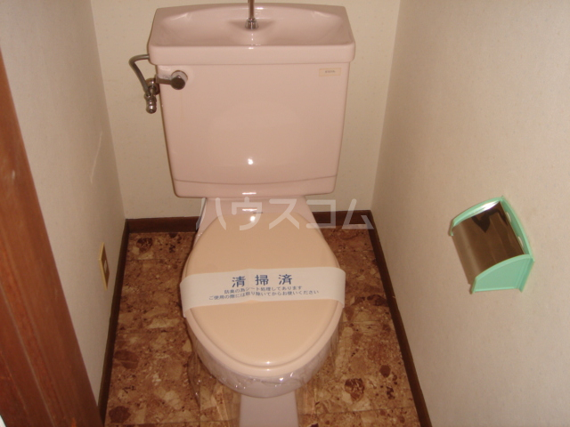 ユートピアSハイツ 501号室のトイレ