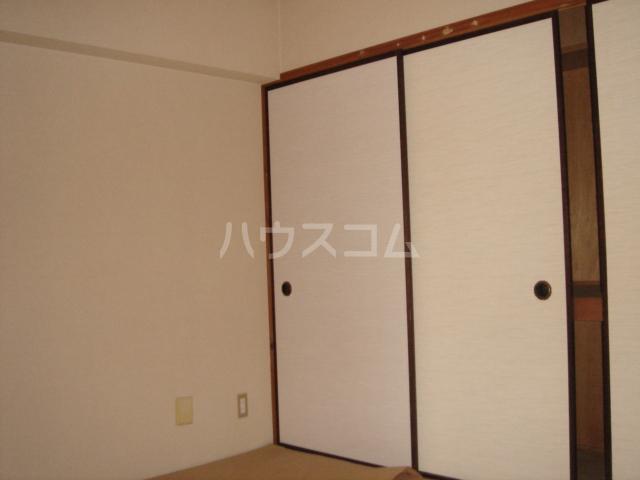 ユートピアSハイツ 501号室の収納