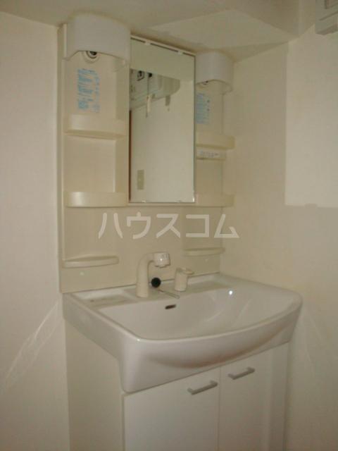 Vg.Tree 6G号室の洗面所