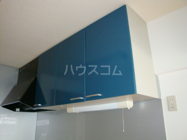 Vg.Tree 6G号室のキッチン