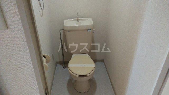 第3高杉マンション 401号室のトイレ