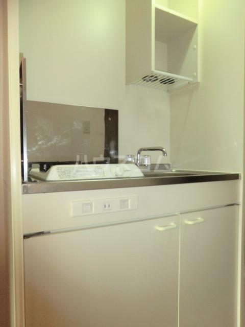 プリマヴェール六番町 507号室のキッチン