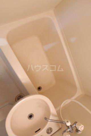 シングルライフ大口 4B号室の風呂