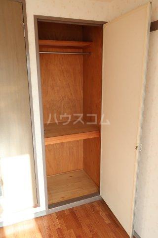 シングルライフ大口 4B号室の収納