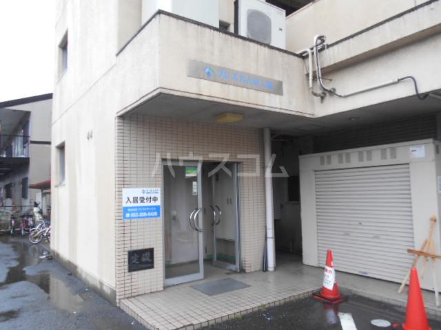 プレズ名古屋入場 403号室のエントランス