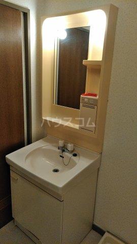 ライフステージ川間 306号室の洗面所