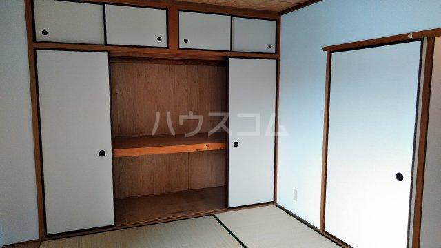 栄グランドハウス 201号室の収納