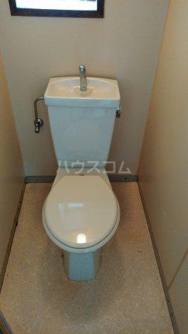 栄グランドハウス 201号室のトイレ