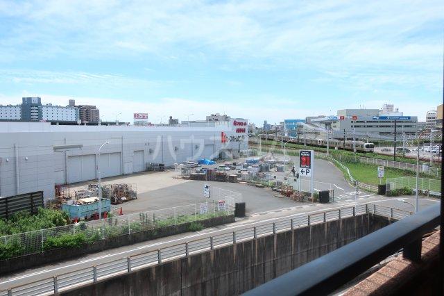 第2宮脇ビル 3F号室の景色