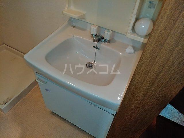 DUO 202号室のトイレ