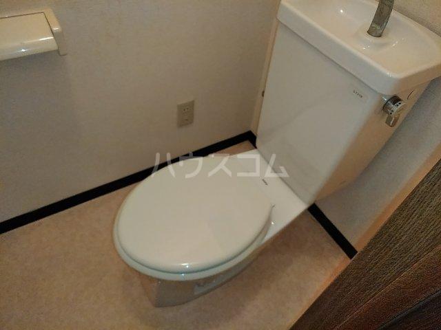 DUO 202号室の風呂