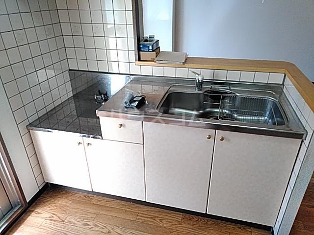 シズステージ 103号室のキッチン