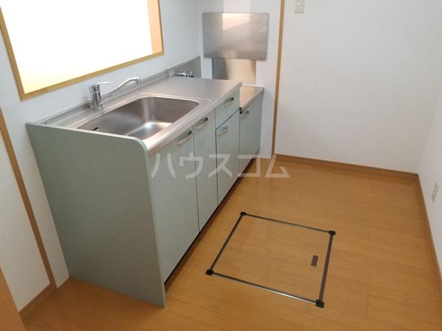 アネックス栄Ⅲ 302号室のキッチン