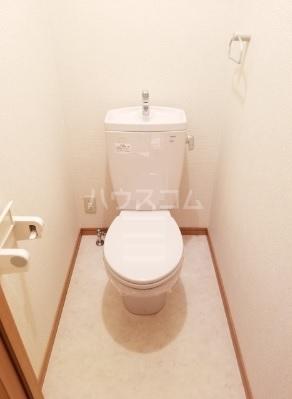 アネックス栄Ⅲ 302号室のトイレ