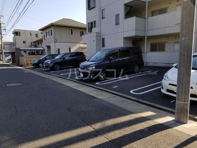 アネックス栄Ⅲ 302号室の駐車場