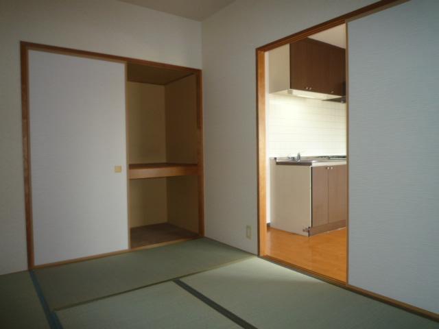 三鈴ライフ 1C号室の収納