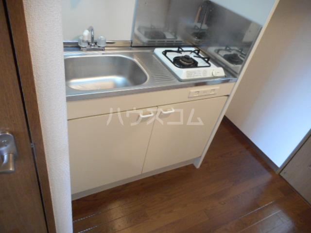 ワピタ名駅 202号室のキッチン