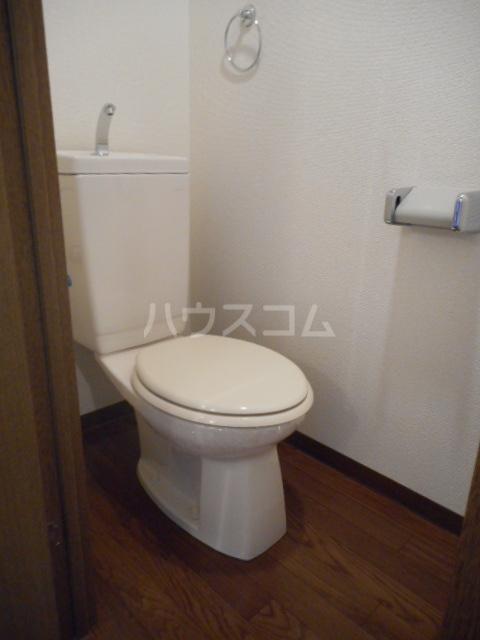 ワピタ名駅 202号室のトイレ