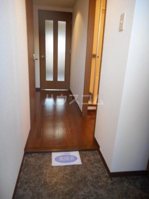 ワピタ名駅 202号室の玄関
