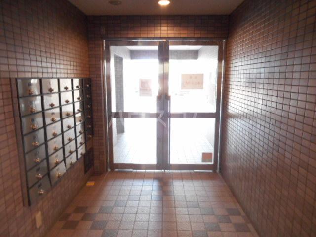 ワピタ名駅 405号室のロビー