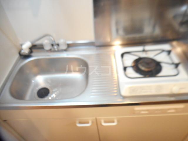 ワピタ名駅 405号室のキッチン