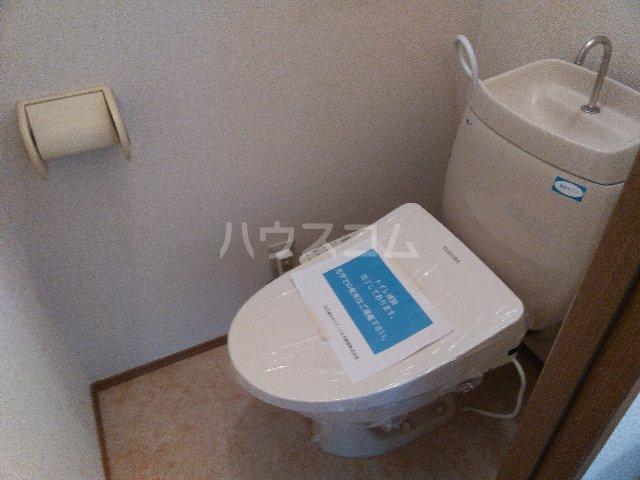 ハイツジュネス 101号室のトイレ