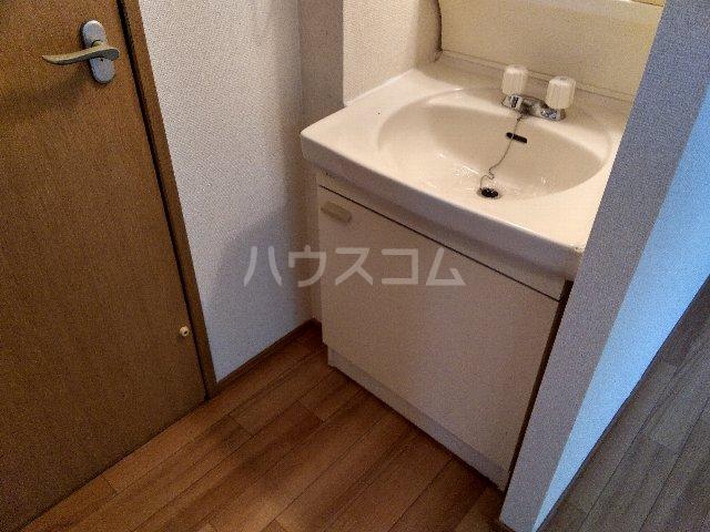 ハイツジュネス 102号室の洗面所
