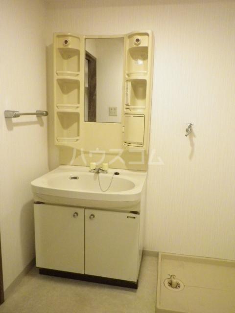 ラフィネ南十一番 503号室の洗面所