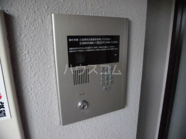 クオーレ 202号室のセキュリティ