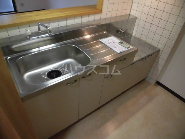 クオーレ 202号室のキッチン