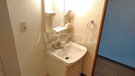 こうしょう庵 605号室の洗面所