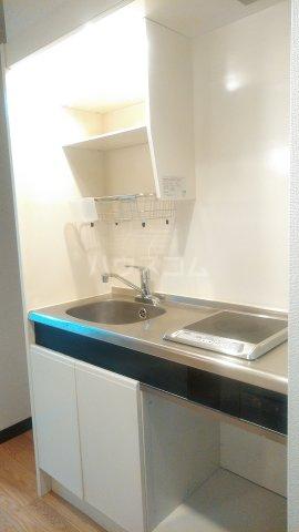 ビィシンク 305号室のキッチン