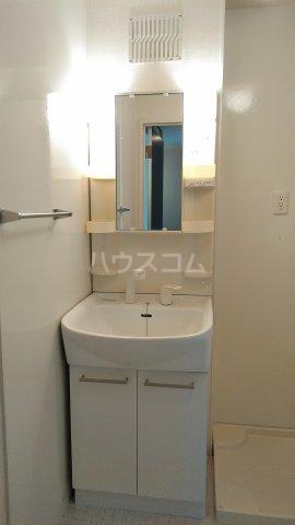 ラ ルーチェ 205号室の洗面所