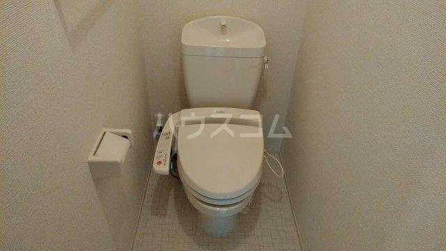 ラ ルーチェ 205号室のトイレ