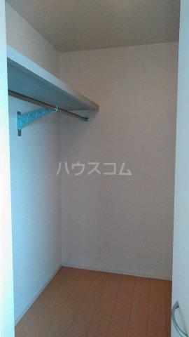 ラ ルーチェ 205号室の収納