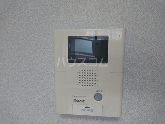 フロンティアU 206号室のセキュリティ