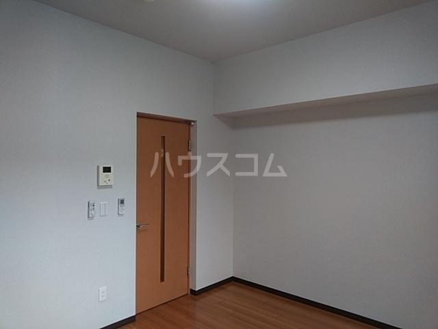 フロンティアU 206号室のベッドルーム