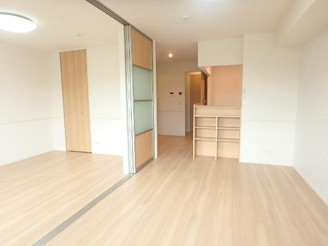 レクシオン横井 103号室のリビング