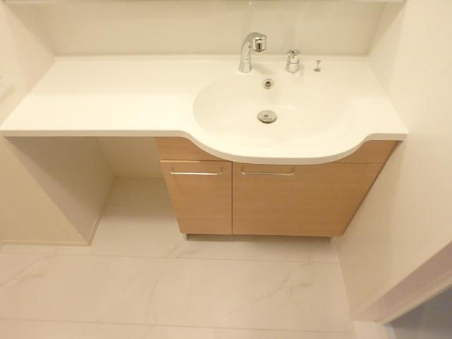 レクシオン横井 103号室の洗面所