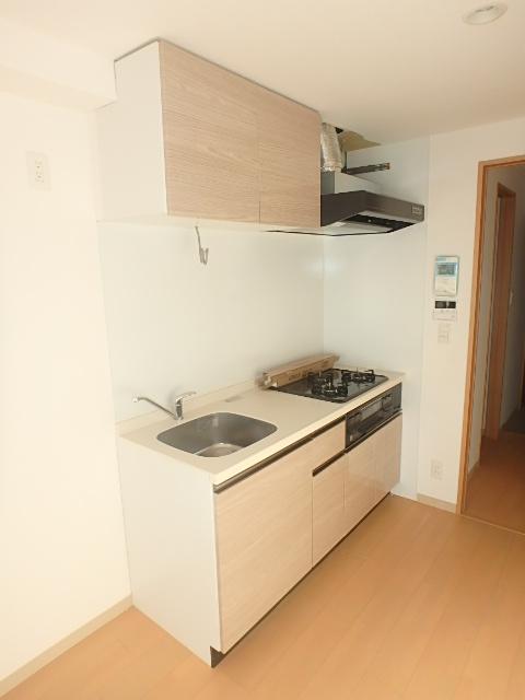 Casa Lucia 202号室のキッチン