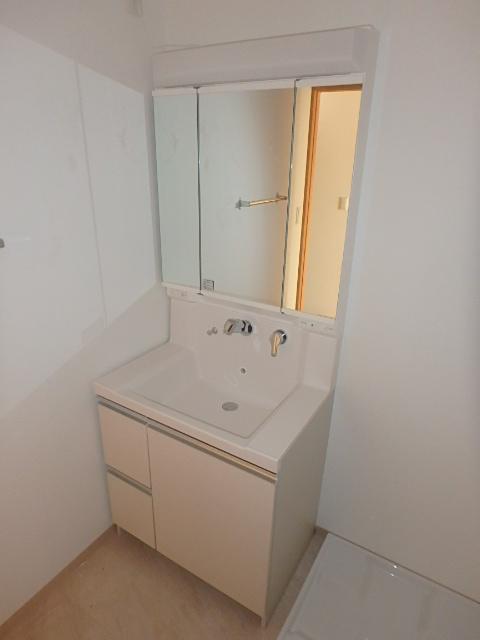 Casa Lucia 202号室の洗面所