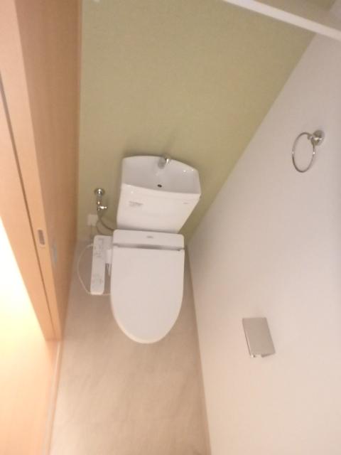 Casa Lucia 202号室のトイレ
