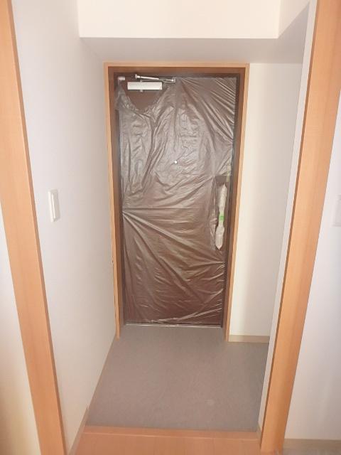 Casa Lucia 202号室の玄関