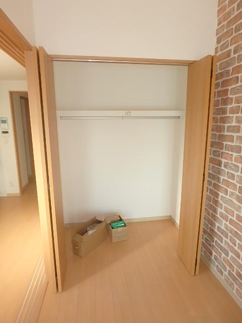 Casa Lucia 202号室の収納