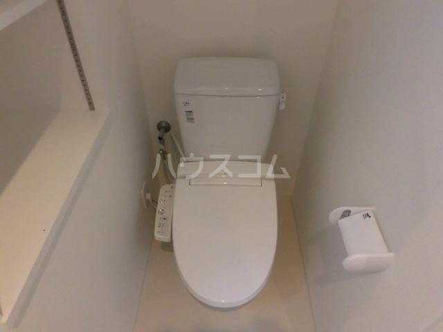 Comfortささしまライブ 202号室のトイレ