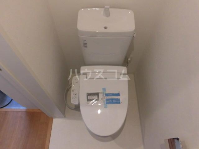 コスモハイツ高畑 102号室のトイレ