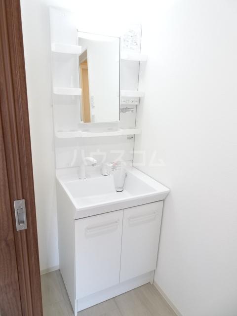 シティコーポ春田 203号室の洗面所