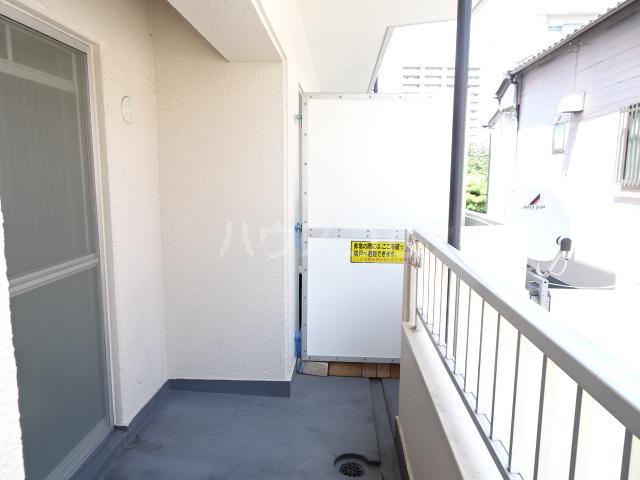 シティコーポ春田 203号室のバルコニー
