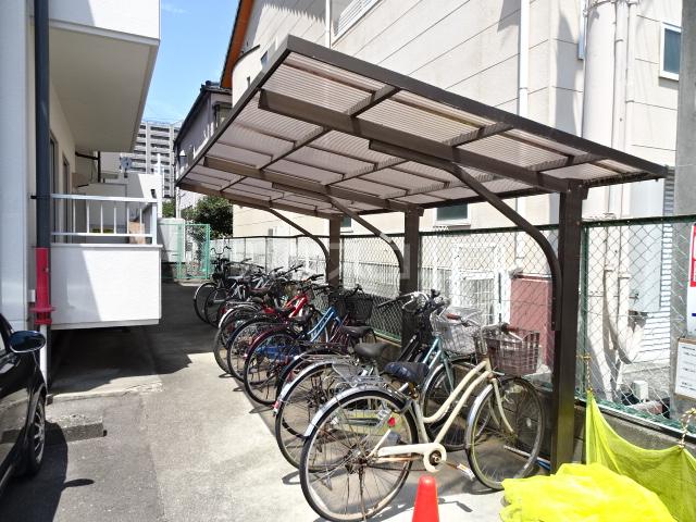 シティコーポ春田 203号室の景色
