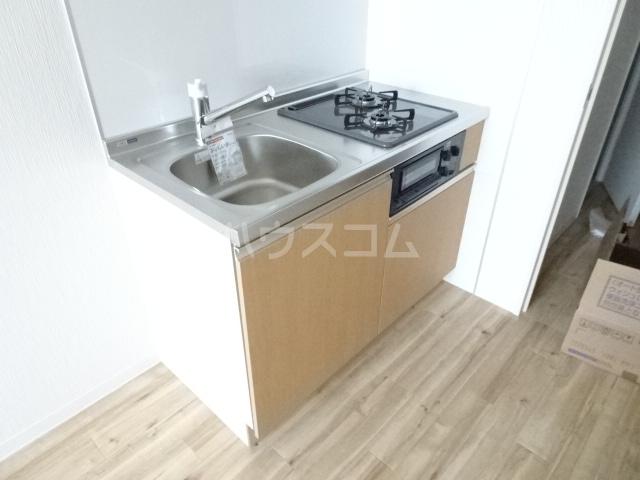 AXIA 八熊 403号室のキッチン